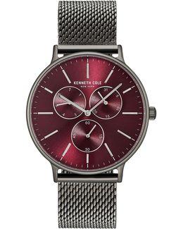 Kc14946012 Stainless Steel Mesh Bracelet Watch