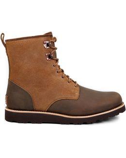 Hannen Waterproof Nubuck Boots