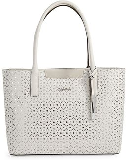 Perforated Novelty Tote Bag