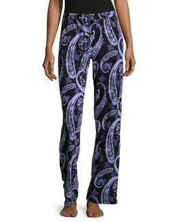 Printed Sleep Pants