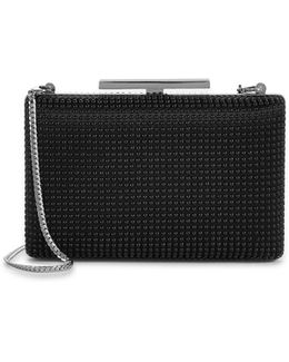 Boxed Luv Studded Minaudiere
