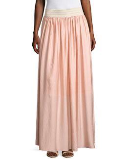 Farrah A-line Skirt