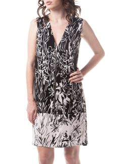 Copley Crepe Shift Dress