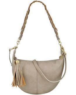 Anwen Tassel Hobo Bag