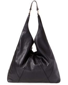 Bmargaux Leather Hobo
