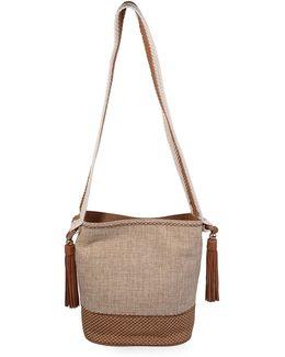 Jhunter Colourblock Shoulder Bag