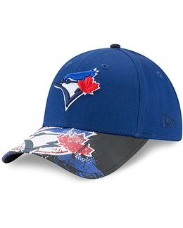Toronto Blue Jays Youth Splatter Vize 9forty Cap