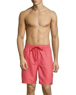 Classic Volley Voltage Zig Shorts