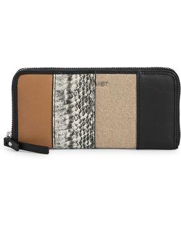 Multi-media Zip Wallet