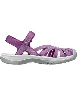 Rose Water-resistant Sandals