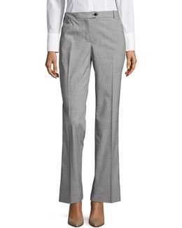 Crosshatch Modern Fit Pants