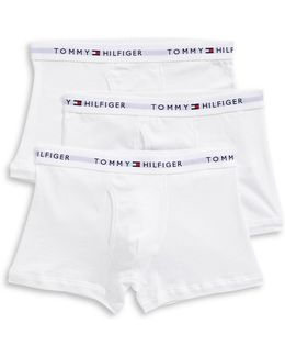 Three-pack Classic Cotton Trunks
