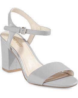 Block Heel Sandals