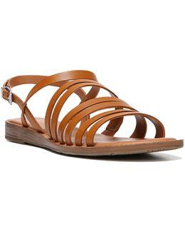 Gabringa Flat Sandals