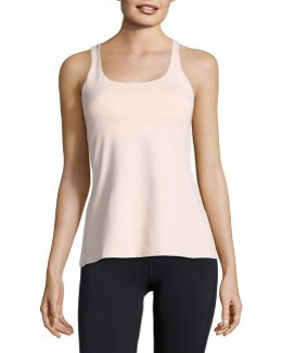 Cage Back Performance Tank
