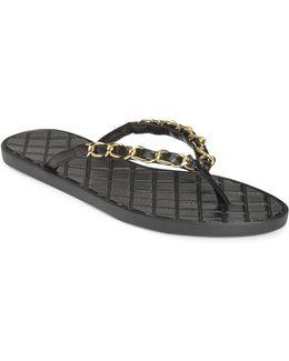 Isabella Thong Sandals