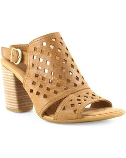 Rosa Leather Sandals