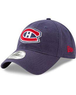 Montreal Canadiens Core Classic Primary 9twenty Cap