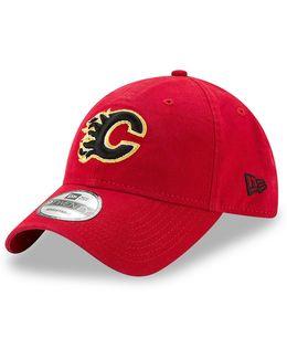 Calgary Flames Core Classic Primary 9twenty Cap