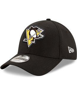 Pittsburgh Penguins Bevel Team Adjustable 9forty Cap