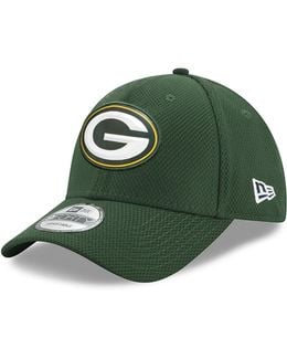 Greenbay Packers Bevel Team Adjustable 9forty Cap