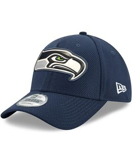 Seattle Seahawks Bevel Team Adjustable 9forty Cap
