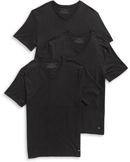 Three-pack Classic V-neck Tees