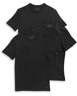 Three-pack Classic Crew Neck Tees