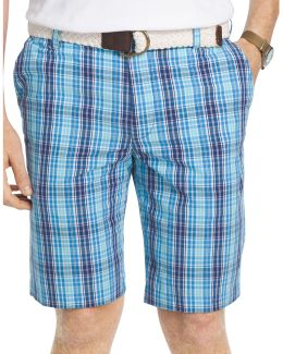 Portsmith Plaid Shorts