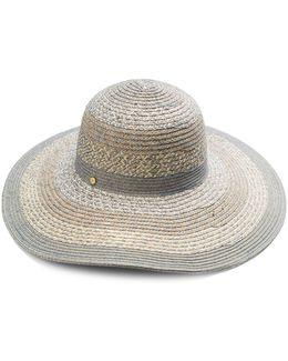 Subtle Stripe Floppy Hat