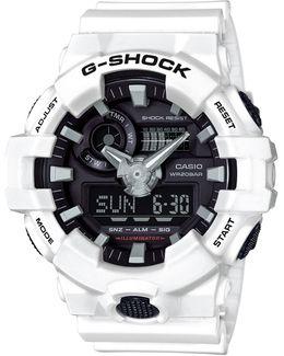 G Shock Analog Resin Watch