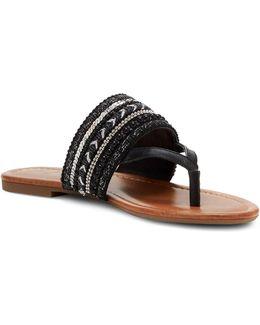 Ronette Embellished Sandals