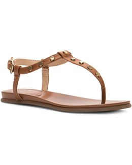 Estin Studded Leather Sandals