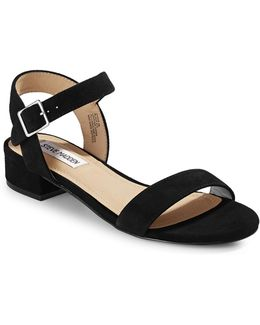 Cache Leather Sandals