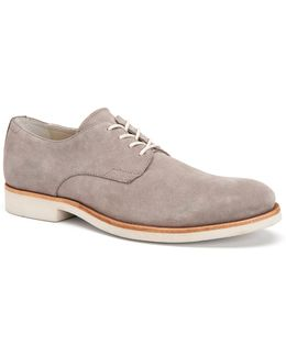 Faustino Oily Leather Oxfords
