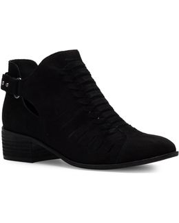 Pierson Ankle Suede Booties