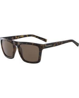 57mm R737s Square Sunglasses