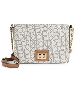 Ashley Monogrammed Crossbody