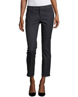 Kelly Ankle Stretch Dress Pants