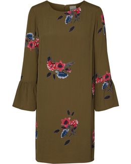 Pamela Floral Print Dress