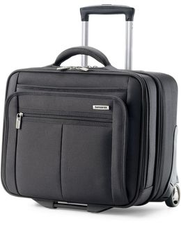 Classic 2 Wheeled Mobile Office Bag
