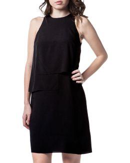 Cornell Asymmetrical Popover Dress
