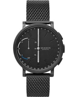 Unisex Hagen Connected Leather Smart Watch