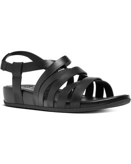 Lumy Leather Sandals