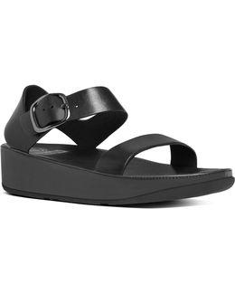Bon Leather Back-strap Sandals