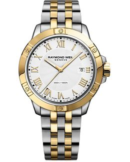 Tango Two-tone Bracelet Watch
