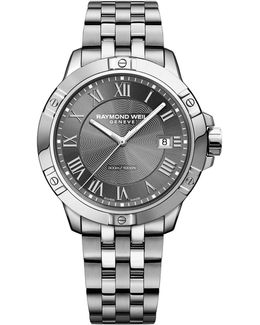 Tango Stainless Steel Bracelet Watch