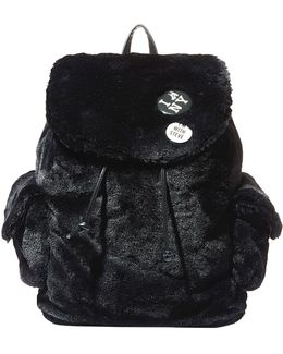 Bcaleb Plush Backpack