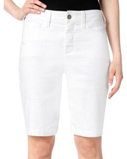 Stretch Linen Shorts