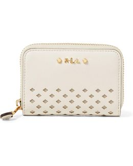 Lauderdale Perforated Card Case
